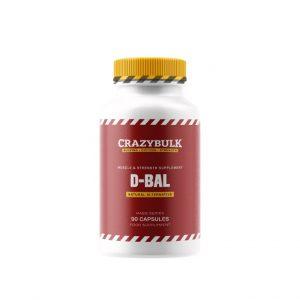 DBal est une alternative à dianabol